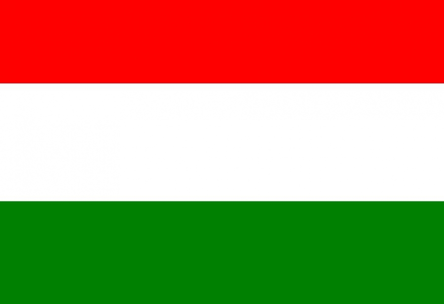 bandiera del Ungheria